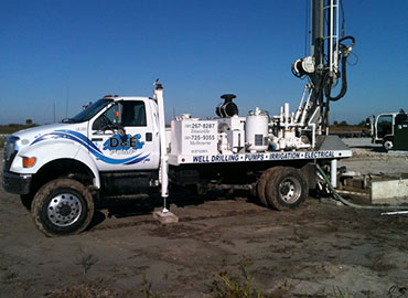 We are your single source contractor for well drilling, pumps & motors, irrigation, electrical, standby generators, and water treatment.